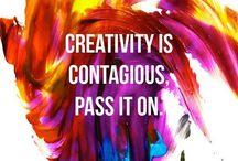 Creativity / by Drawp