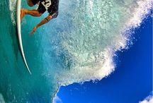 Surfing / by Eddie Locker