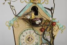 """Altered projects / A collection of altered projects ranging in style and level of difficulty. Almost anything can be altered and turned into a work of art. So before you throw away your """"junk""""...think of the possibilities. / by Elizabeth Russell"""
