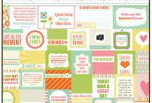 Project Life Printables / by Laura Brookman Cook