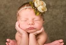 Newborn pics / by Heather Barmakian