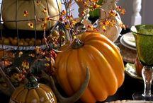 Autumn/Thanksgiving  / by Azorean GreenBean / Maria Lawton