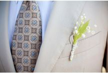 Boutonniere Ideas / by Amber Shields Floral Design