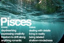 Pisces  / by Stephanie