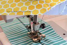 sewing / by Miranda Ellis