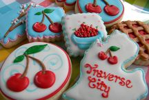 Cookies / by Kathy Warby