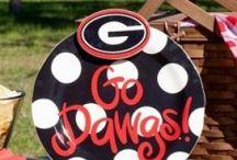 Go Dawgs! / by Brooke Switzer