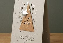Christmas Card ideas / Ideas for Christmas cards / by Broni Holcombe