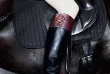 Equestrian Fashion / by Zoe Sluka-Kapell