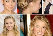 Hairstyles / by Amanda Ryan