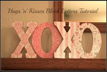 Valentines Day Crafts & Gifts / by Carol Kyle