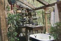 Dream Bathrooms / by Lauren Giles