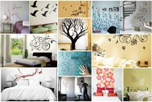 decoración de paredes / diferentes estilos paredes / by Rubiela Navarro