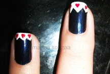 Nails by Marina Souza / by Marina Souza