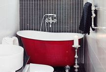 Bathrooms / by Sarah Something