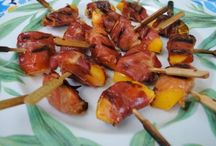 food: appetizers, soups, etc. / by Stephanie McVicker