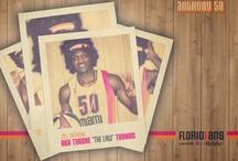 1971-72 Miami Floridians / This season, your Miami HEAT are throwin it back....way back to the 1971-72 Miami Floridians! / by Miami HEAT
