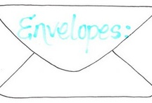Cards - Envelopes / by Marilyn Compton
