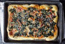 pizza / by Brandon / Kitchen Konfidence
