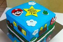 Super Mario Party Ideas / by Miranda W
