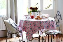 breakfast rooms / by Savvy Southern Style