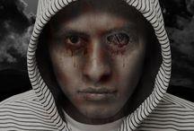 Ilustración / ilustraciones personales en photoshop  / by Rieth ST