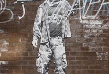 Street Art / by Erika Halstead