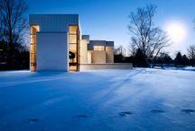 Material / Snow / by Ronen Bekerman