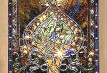 Stained glass / by Patty Webster