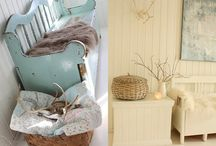 Decorating: shabby, prim & country / by Angie Farmer
