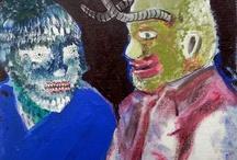 Art - mine and others / by Nicolette Grajeda