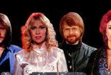 ABBA / by Jana Kontrová