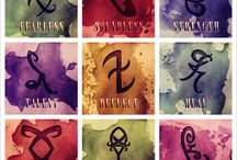 The Mortal Instruments / by Sami Ross