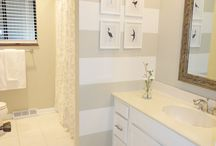 Bathrooms / by Chelsey Hill