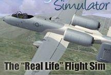 Pro Flight Simulator / by euan henderson