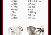 Recipes -Tips & Tricks / by Tiffany Boals