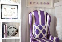 Dotty for Dots! / by Patti Kommel Homework Interiors,LLC