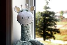 Toys to make / by Rebecca Garrett
