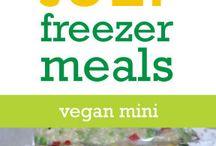 (vegan) freezer / by Paige Briggs Barker