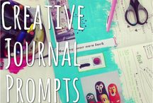 Journaling 2 / by Tina Wright