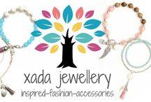 GIVEAWAY - Win 1 of 10 Gelato Beaded Xada Jewellery Bracelets / by Stylehunter.com.au