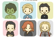 Avengers Assemble / by Olivia Bates