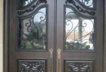 doors / by Stephanie Lents Quarnstrom