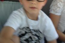That boy who stole my heart! <3 my son :)  / by Geneva Brainard