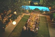 Outdoor Dinner Party / by Allyson Grant