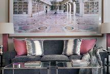 Mont Street Home Living Room / by Online Interior Design