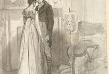 Regency/Empire / by Mary Challman