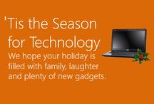 Tech Holidays / by Consuro Managed Technology