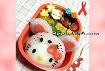 Hello Kitty - Cute  / by BentoUSA