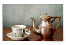 Vintage espresso at Zazzle / vintage and retro atmosphere, a cozy place where to relax with an espresso cup. Coffee,espresso,pause, romantic and relaxing. / by Luisa Fumi